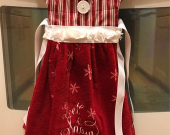 Christmas Dressy Hand Towels