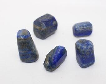 Lapis Lazuli Stones ALL 5