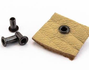 5mm x 2mm Gunmetal Tierracast Eyelet #CKC205