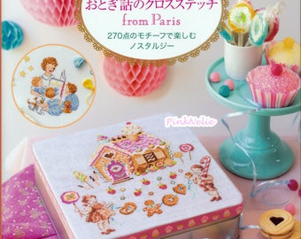 FABLES - Japanese Cross Stitch Craft Book