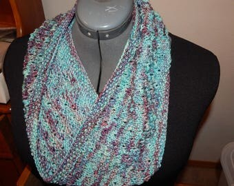 Knitting Pattern - Extra Texture cowl