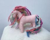 Rainbow Wild Unicorn Toy