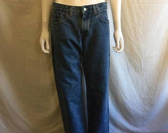 Closing Shop 40%off SALE 90's LEVIS jeans 572   loose fit    9 JR M Levis