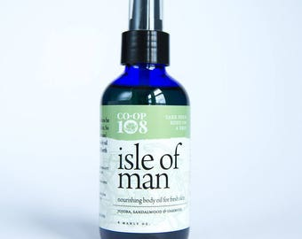 Isle of Man Body Oil