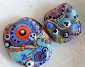 Lampwork Glass Beads Focals Supply