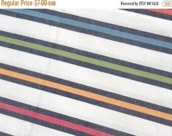 SALE - Rainbow - IKEA Elisabet Cotton Fabric