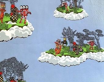 SALE - Wondermooi Picnic - IKEA Glodande Cotton Fabric