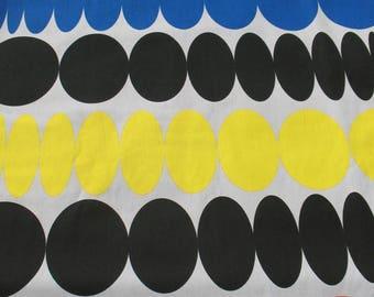 Spheres - IKEA Natfjaril Cotton Fabric