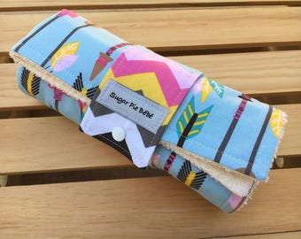 Travel Diaper Changing Pad / Diaper Changing Mat / Travel Changing Pad