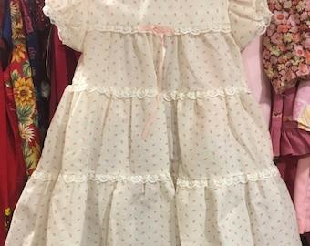 Rosebud Dress 3/6 Months