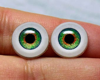 Doll eyes 12mm AD SM color Forest Glen