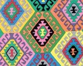 Snow Leopard Designs Fabric, Alexandria, PWSL046 Dynasty, Free Spirit, 100% Cotton, #FS02