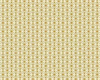 "18"" Remnant - #R485 Bari J. EMMY GRACE Knotty Sunbeam EMG-5601 Fabric"