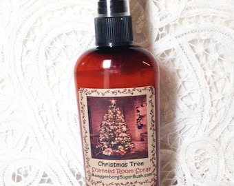 Room Sprays Christmas Tree - 4 ounce bottle