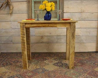 """Farmhouse Counter Height Table (44"""" x 22"""" x 30 - 42""""H)(custom request, new pictures soon)"""