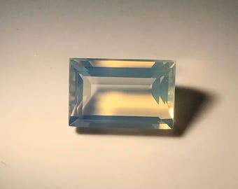 2 Ct Loose Emerald Step Cut Rectangular Opal