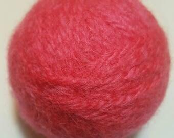 100% Wool Dryer Balls - Pinkberry