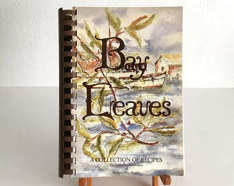 Bay Leaves 1975 Panama City Florida Junior League Cookbook - First Edition