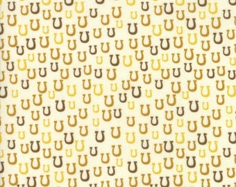 Howdy (20555 22) Porcelain Earth Horseshoes by Stacy Iset Hsu