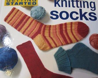 CLEARANCE Getting Started Knitting Socks by Ann Budd