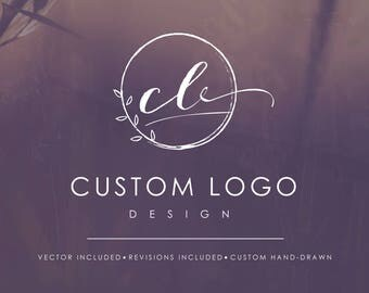 Custom logo design custom branding package professional logo designer blog header branding