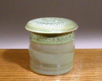 French Butter Dish , French Butter Crock , Pottery Butter Dish , Ceramic Butter Dish , Stoneware Butter Crock , Jon Whitney Pottery