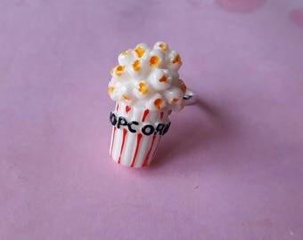 Ring popcorn Cornet ♥ ♥ ♥