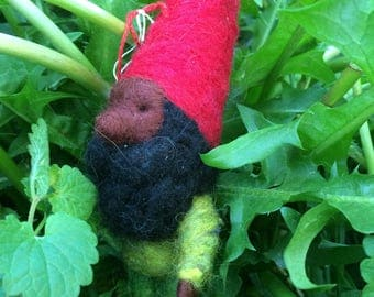 Gnome Needle Felted Gnome - The Gnome Project