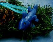 Coelacanth necklace