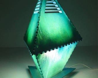 Troy - Handmade Art Lamp