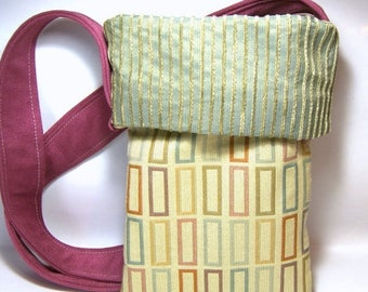 On Sale Fabric Handbag Purse Tote Tarot Bag Recycled Gift Ideas Hobo Bags Modern Tote Small Purse