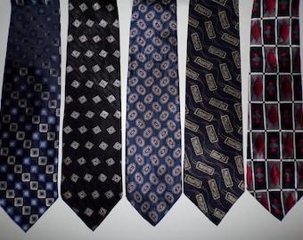 Men's ties, neck ties