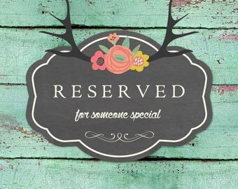 RESERVED for Tracey