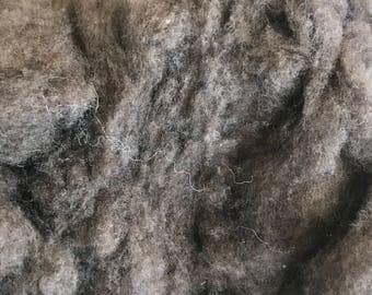 De-haired Yak Down Spinning Fiber- One ounce