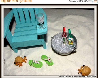 Save25% Beach miniatures-Fake ice cubes-miniature ice cubes-doll house ice cubes-Make fake iced branches with this product