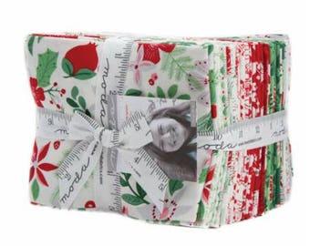 SUMMER SALE - Merry Merry - Fat Quarter Bundle (27) - Kate Spain for Moda Fabric