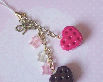 Cookie Sandwich Planner Charm