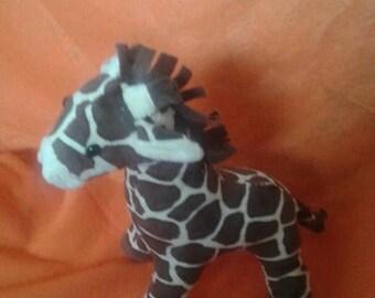 Back to school sale Minky Giraffe Soft Toy
