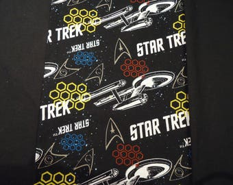Star Trek Enterprise Panel Shirt Made to order in Men's sizes Small up to 6x
