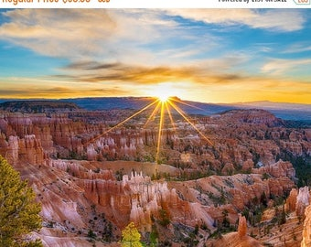 SUMMER SALE-Ends July 5- Bryce Canyon National Park Photograph Desert Utah Photo Canyonlands Zion Moab Landscape Southwest USA nat158