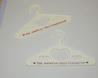 American Girl Pleasant Company Doll Hangers