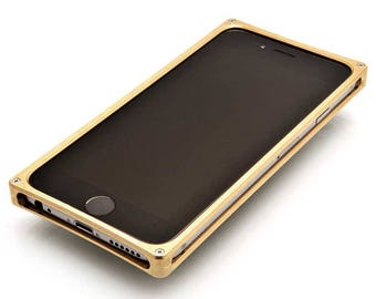 Exo25-s Brass For The Iphone 6 Plus, 6s Plus And 7/6s/6 Plus