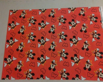 Mickey Mouse fabric 249741