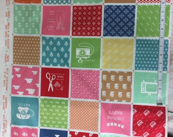 Fabric by Riley Blake Designs: Modern Mini's by Lori Holt