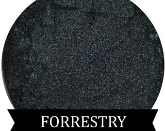 Dark Green Eyeshadow FORRESTRY
