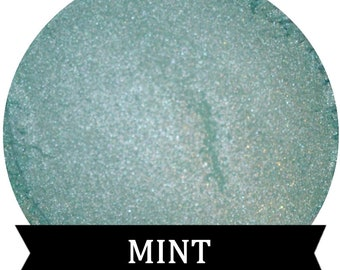 MINT Green Eyeshadow Spring Shadow