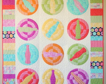 Spin The Bottle QUILT