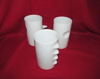 Hakusan Porcelain Japan Fancy Cups