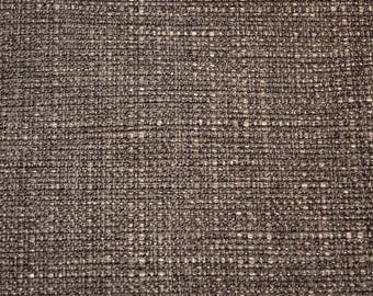 Grey Textured Upholstery Fabric