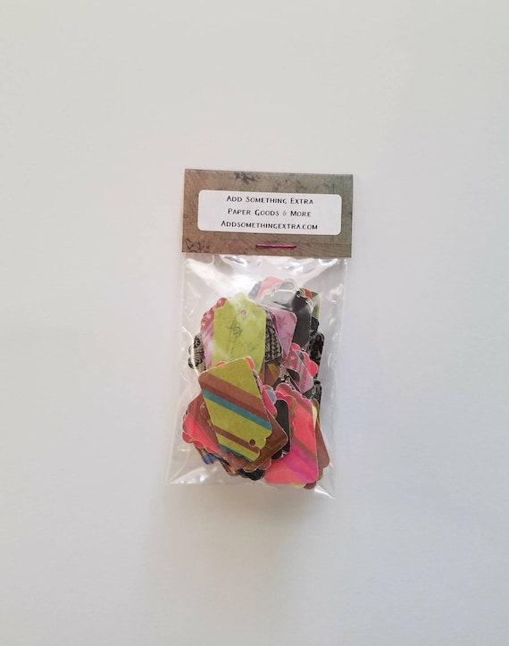 Dark rock star mix mini tag yard sale tag craft show tag for Price tags for craft shows